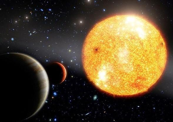самые первые планеты