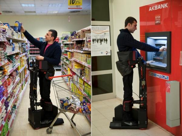 Альтернатива инвалидному креслу