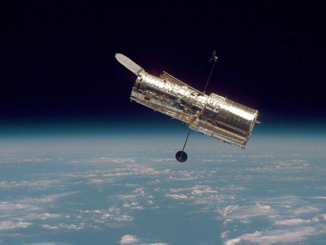 Большое путешествие в космос
