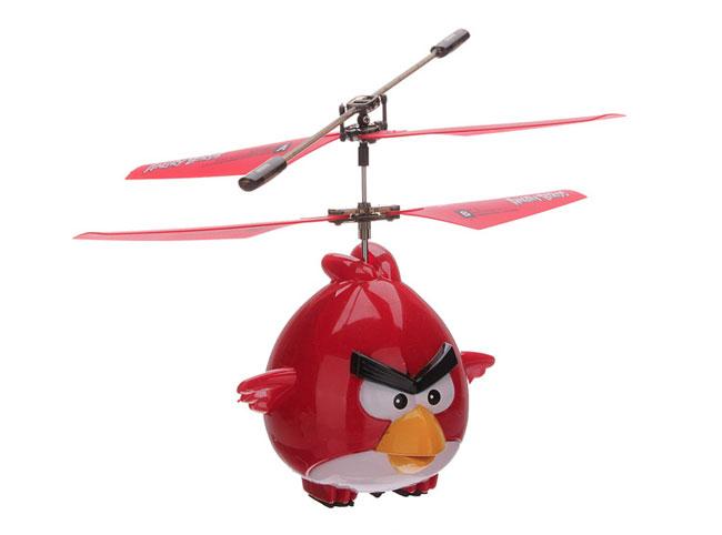 Angry Birds радиоуправляемого миниатюрного вертолета