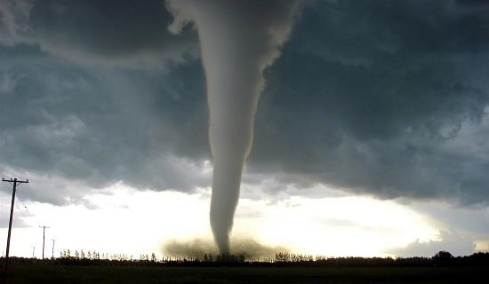 смерч как метеорологическое явление