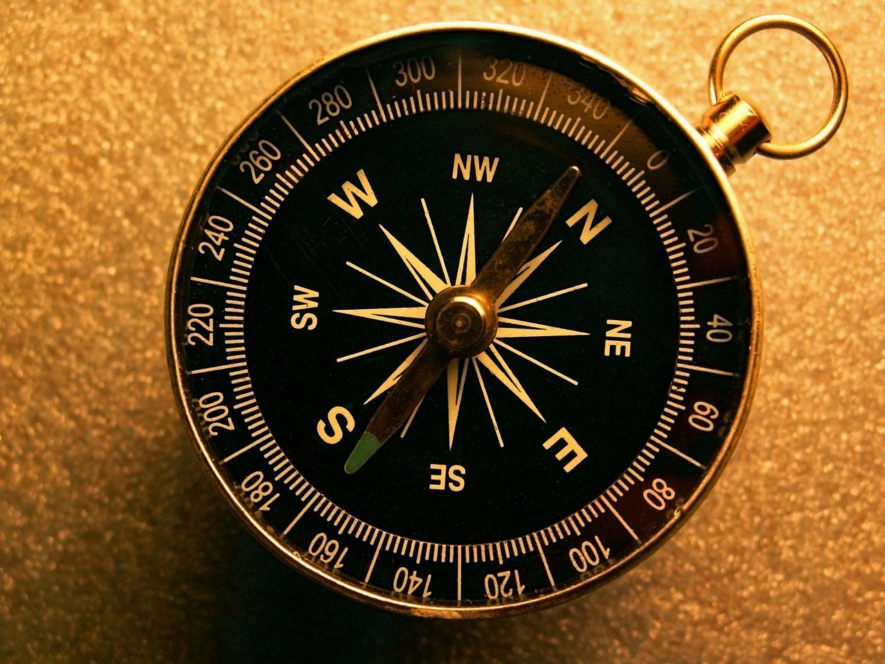 изобретение компаса