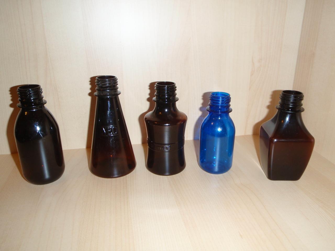 Как изготавливается пластиковая бутылка
