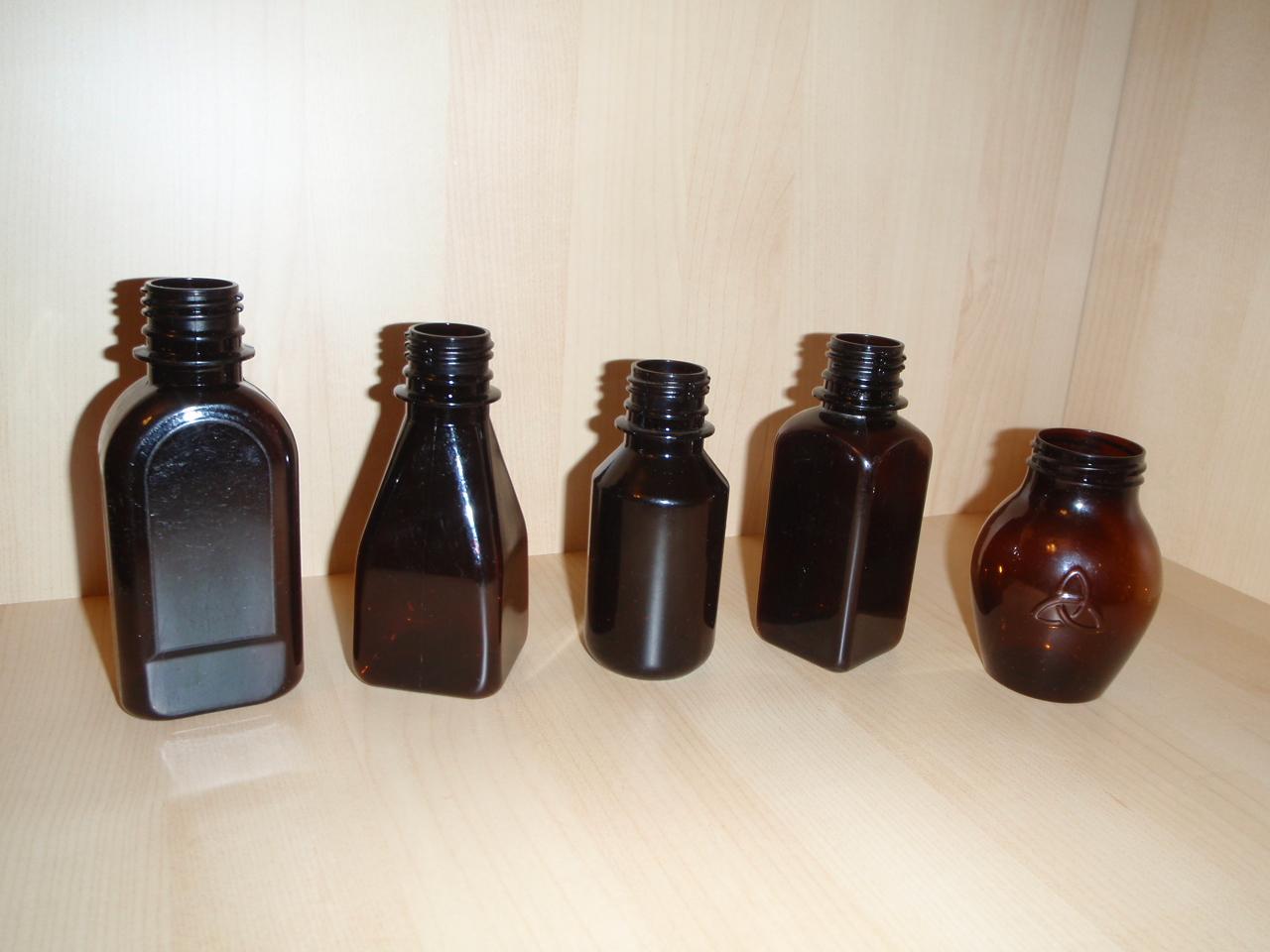 Производство пластиковых бутылок