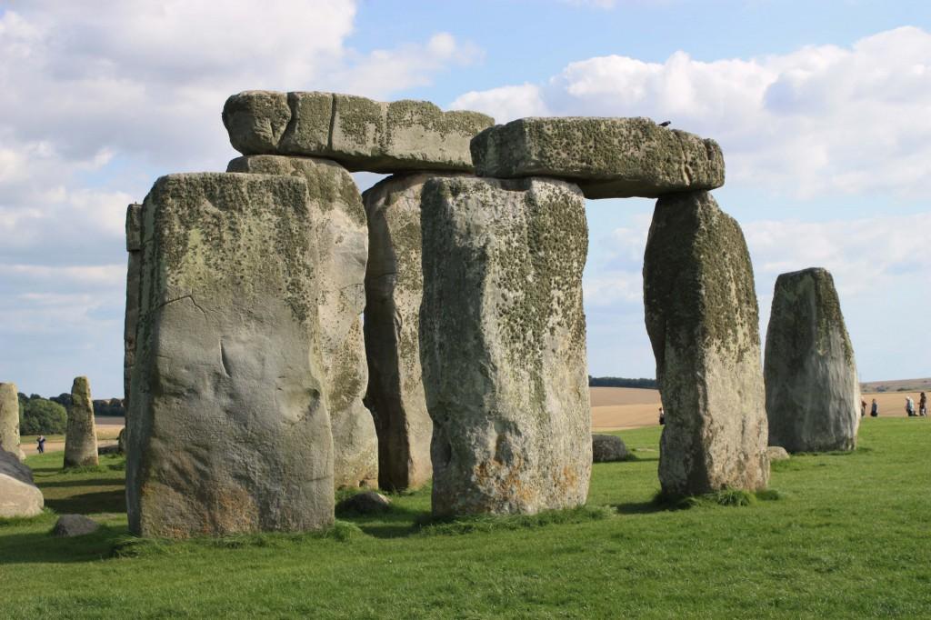 висячие камни Стоунхендж
