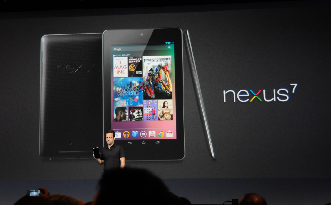 устройства Nexus