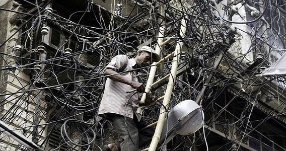 потери электроэнергии в электрических сетях