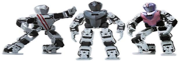 роботы собирать