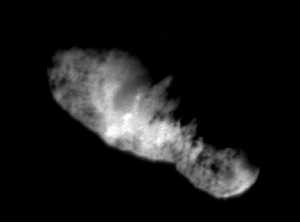 Астероид  Боррелли