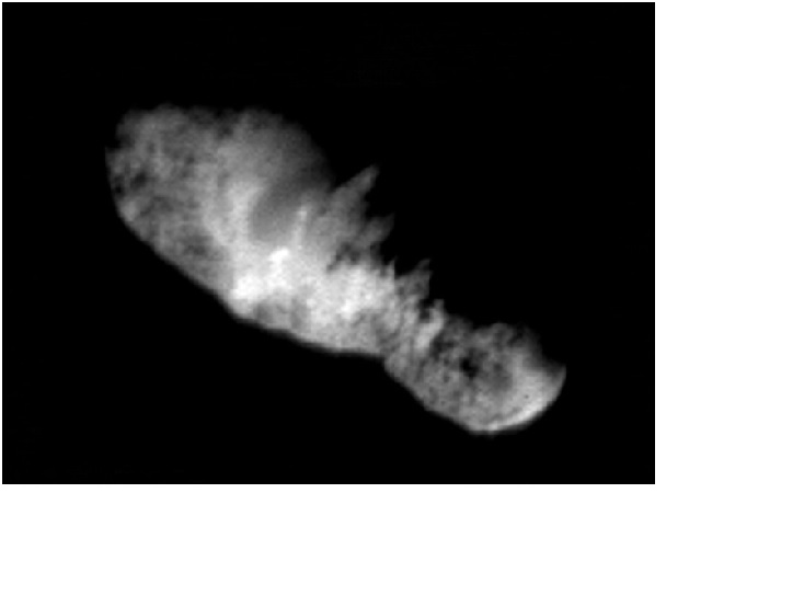 Астероид Боррелли ( Borrelly)