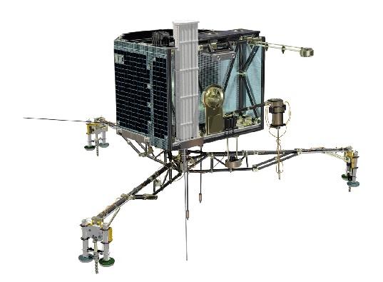 посадочный модуль филе