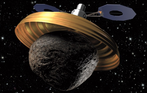 астероид в сумке