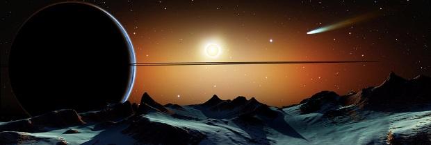 переменная звезда HR 8799