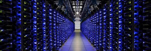 сервер данные