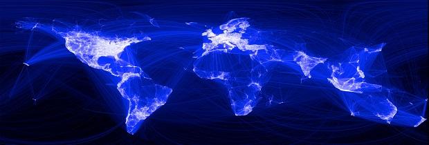 скорость интернета в мире