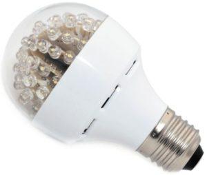 состав светодиодной лампы