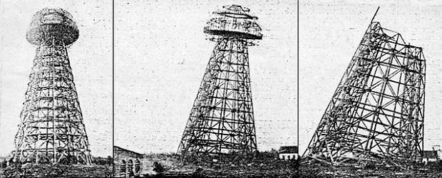 башня ученого