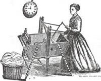 изобретение стиралки
