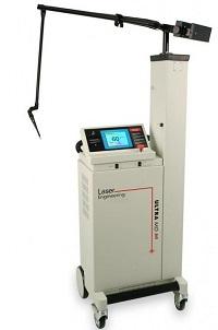 фракционный СО2 лазер