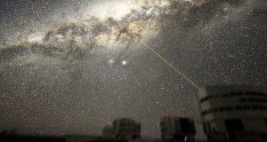 свет космоса