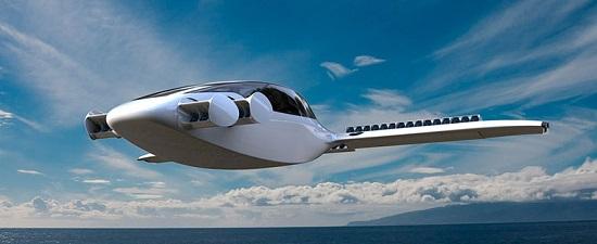 электрический самолёт