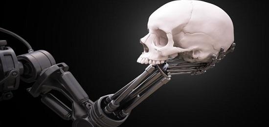 робот с интеллектом