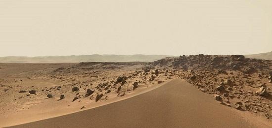 марсоход передвигается