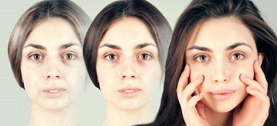 здоровье кожи лица