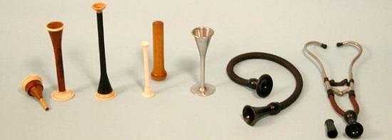 первый стетоскоп