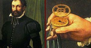 первые карманные часы