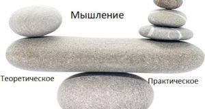 Теоретическое и практическое мышление