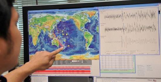 Природное явление землетрясение