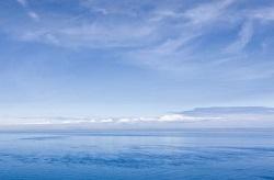 голубой цвет неба
