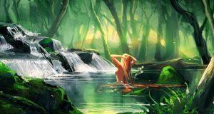 природа и вода