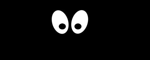 почему человек не видит в темноте