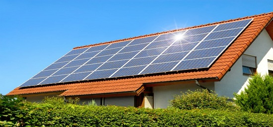кремниевая солнечная панель