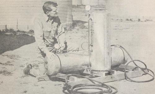 изотермический вечный двигатель