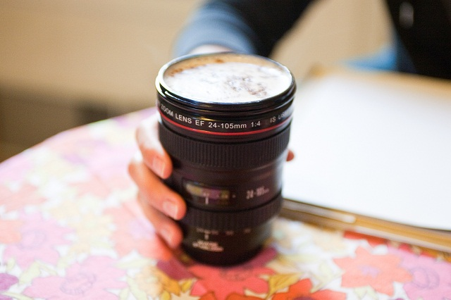 Термокружка Lens Mug