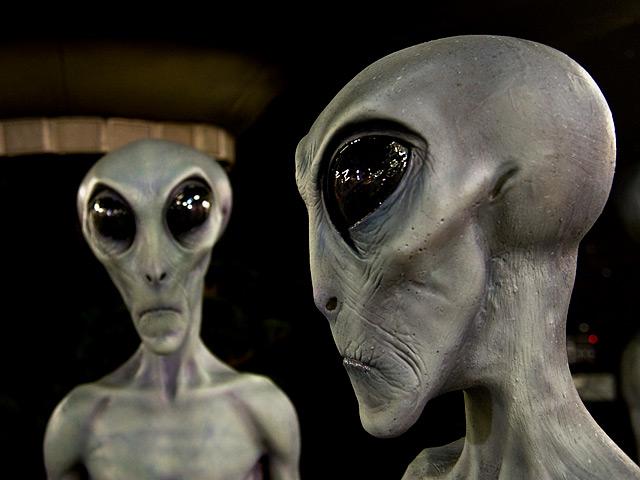 Посещали ли землю инопланетяне