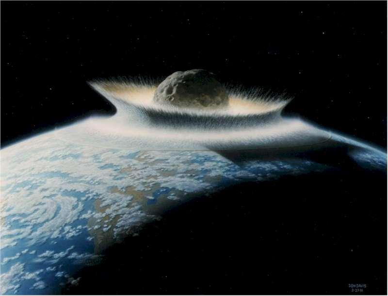 развитие жизни из космоса