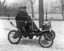 первые авто