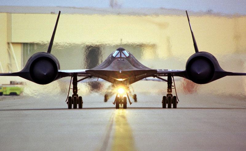 самый быстрый самолёт