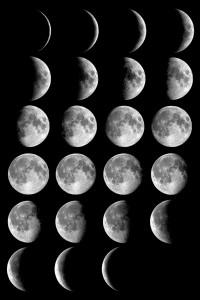 фазы лунные