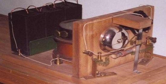 изобретение попова