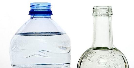 Какие бутылки лучше стеклянные или пластиковые
