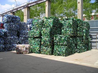 переработка пластиковых бутылок