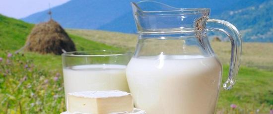 почему полезно молоко