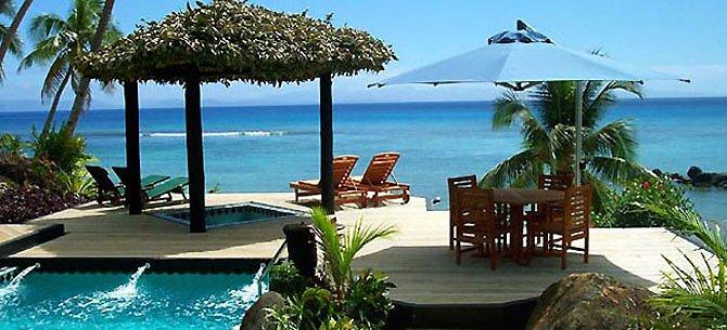 Тавеуни, Фиджи