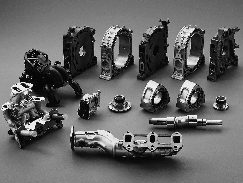 детали роторного двигателя
