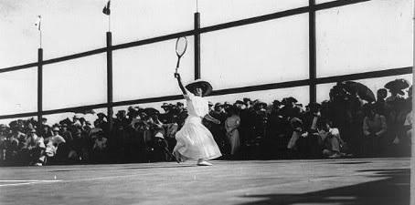 кто придумал теннис